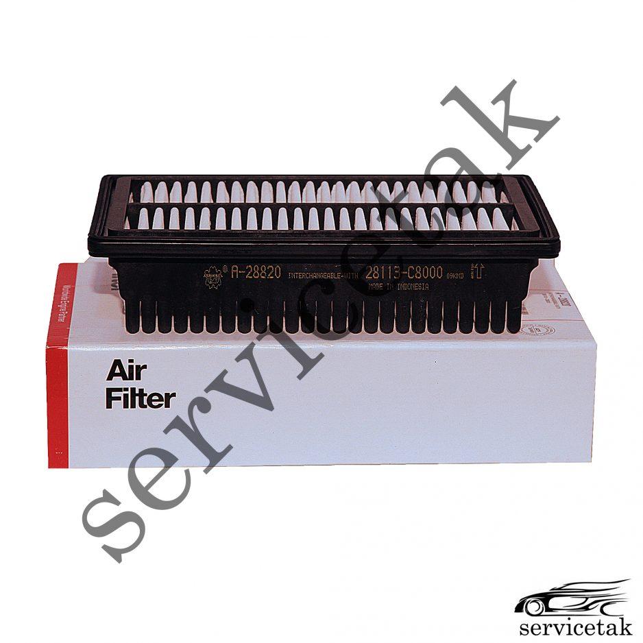فیلتر هوای هیوندای i20 جدید – کد فنی ۲۸۱۱۳C8000