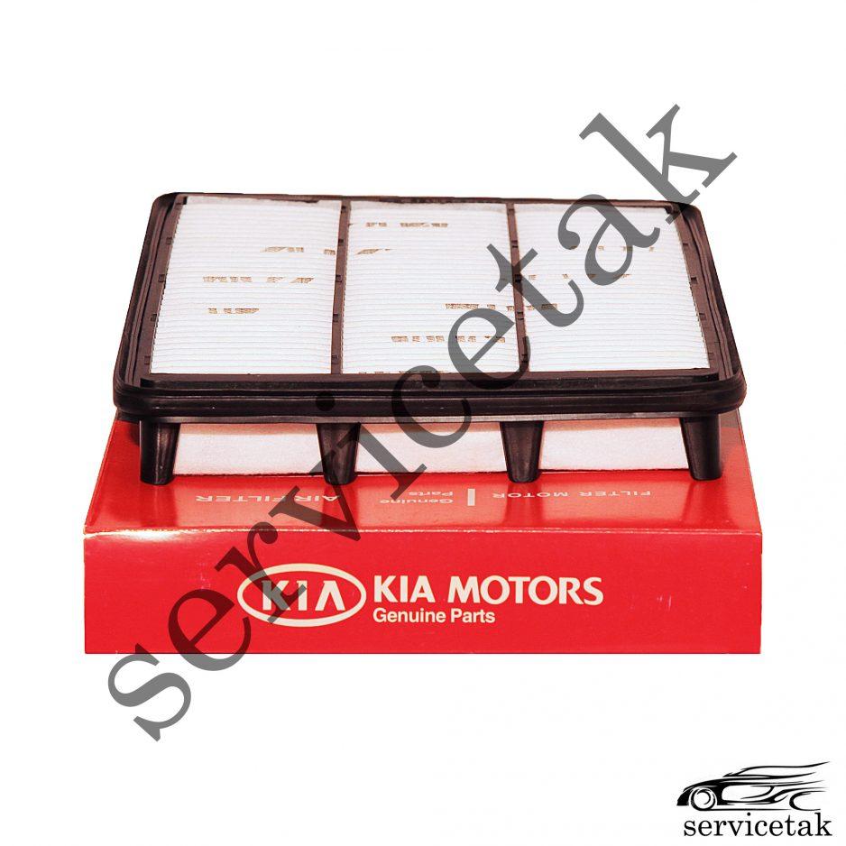 فیلتر هوای موهاوی V6 – کد فنی ۲۸۱۱۳۲J000
